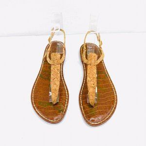 Sam Edleman Gigi Thong Flat Sandals Size 6.5M
